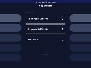caddyr Golf Scorecard
