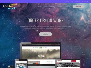 Order Design Work
